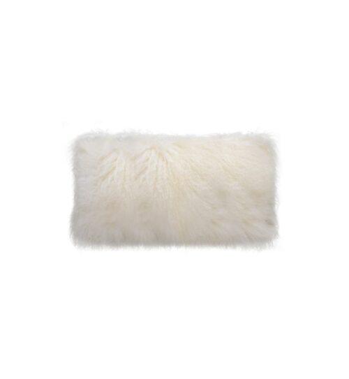Tibetan Fur Lumbar Cushions