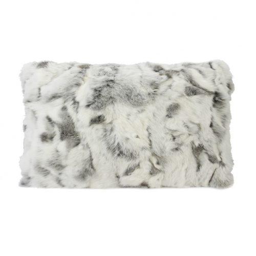 Rabbit Fur Cushions
