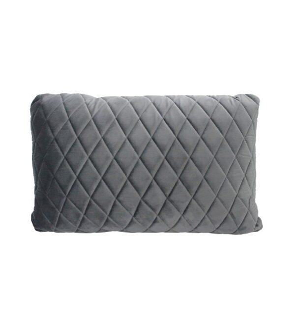 Coco Lumbar Cushion - Charcoal