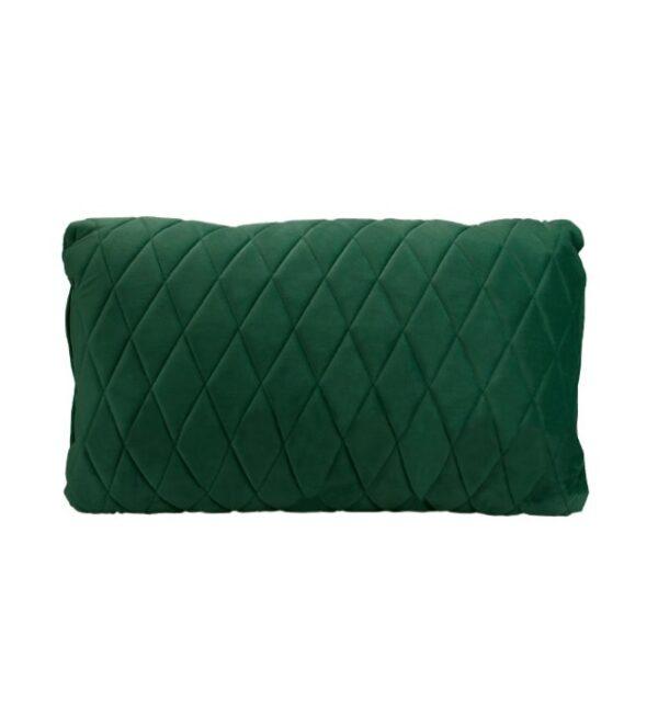 Coco Lumbar Cushion - Ivy Green