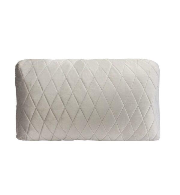 Coco Lumbar Cushion - Pebble Grey